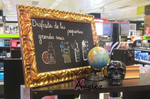 Beauty party y compras en Kiehl's Amglez 1