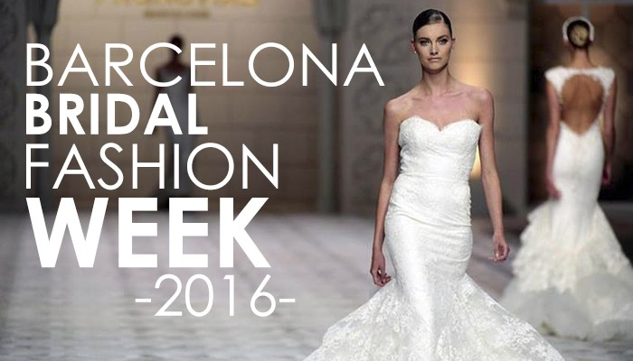 Los diseñadores Marco&Maria en la Barcelona Bridal Fashion Week 2016 ...